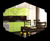 Кухни классика и модерн в фирме Мамо